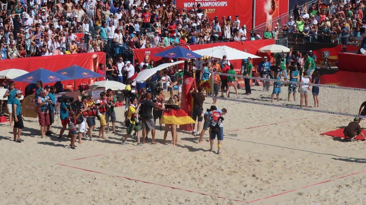 FIVB World Championships, Doppler/Horst