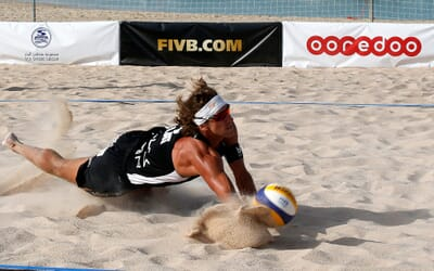 The Lion King on his nickname, Latvian beach volleyball and his Olympic dream