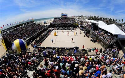 First Dutch win and Brazilian dominance at Huntington Beach – Americans suffer on home turf