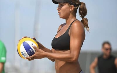 Brandie Wilkerson: Living the beach volleyball gypsy life