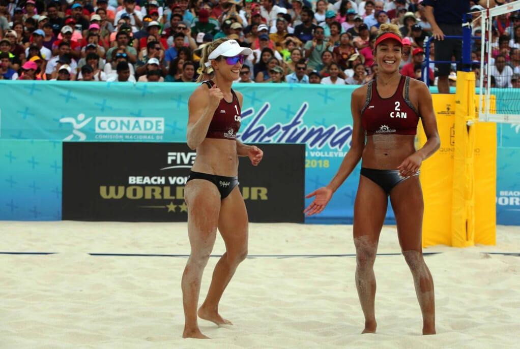 FIVB 3-star event in Chetumal (Mexico)